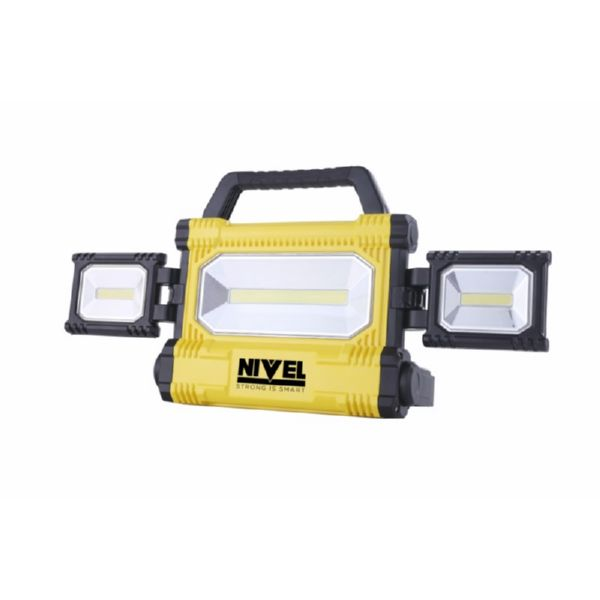 PROYECTOR LED 30W+ 2X10W NIVEL
